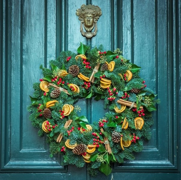 Diy Ideas Natural Christmas Decorations Frosts Garden Centres