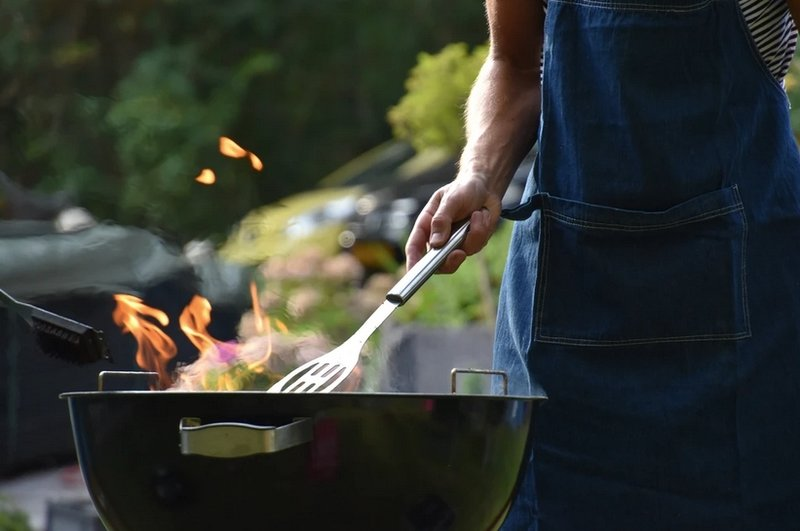 Top 5 barbecue tips