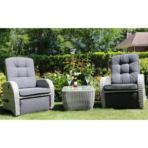 Bellevue 2 Seat Recliner Set - image 1