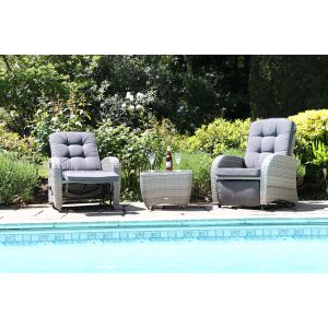 Bellevue 2 Seat Recliner Set - image 3