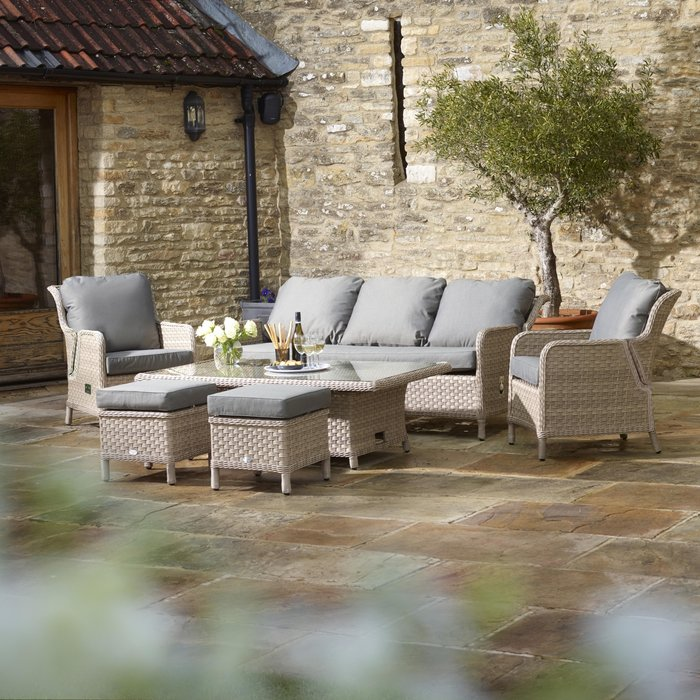 Blenheim Reclining Sofa Set - image 1
