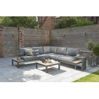 Elba Low Lounge Corner Set - image 1