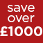 Red - Save over £1000