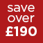 Red - Save over £190