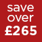 Red - Save over £265