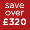 Red - Save over £320
