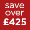 Red - Save over £425