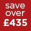 Red - Save over £435