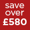 Red - Save over £580