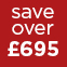 Red - Save over £695