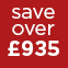 Red - Save over £935
