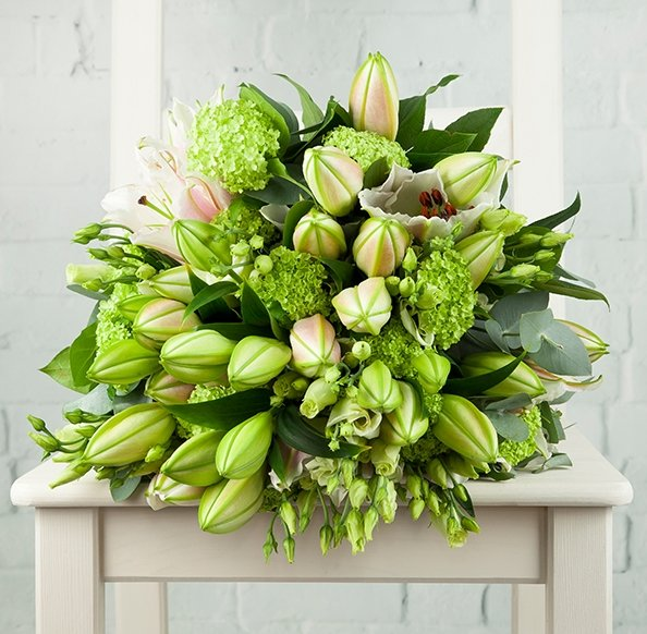 Sophisticated Lilies - image 1