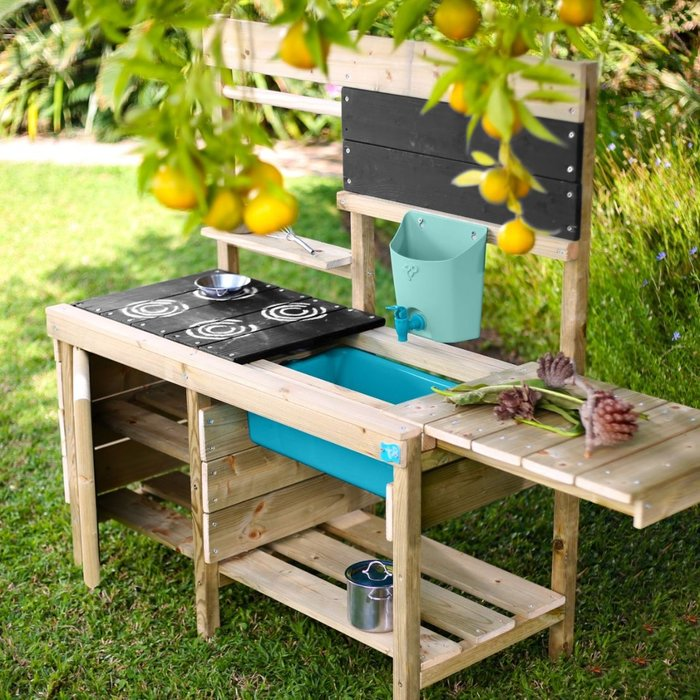 TP Muddy Madness Wooden Mud Kitchen - image 1
