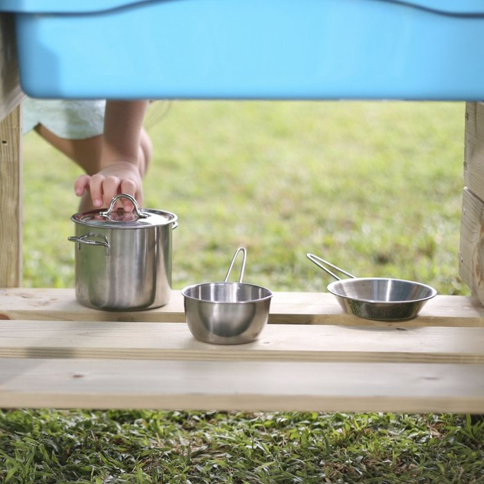 TP Muddy Madness Wooden Mud Kitchen - image 4