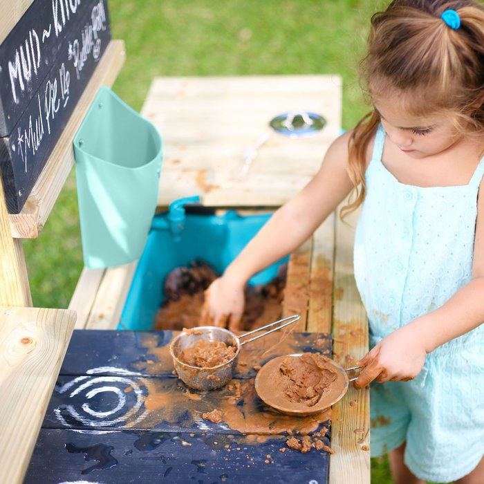 TP Muddy Madness Wooden Mud Kitchen - image 3