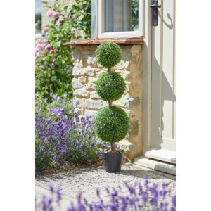 Trio Topiary Tree 80 Cm - image 2