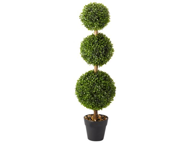 Trio Topiary Tree 80 Cm - image 1